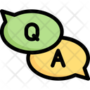 Question And Answer Icon