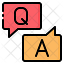 Question Answer Qa Icon