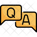 Question Answer Customer Icon