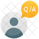 Question Answer Faq Comments Icon