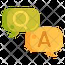 Mq A Session Question Answer Qa Icon
