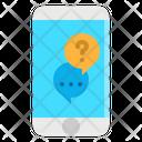 Question Feedback Online Icon