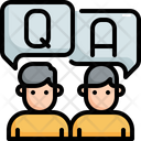 Question Answer Business Icon