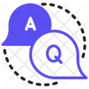 Question Answer Question Answer Icon