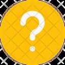 Question Circle Icon