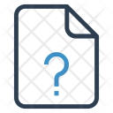 Question file Icon