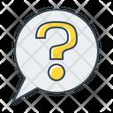 Mark Question Question Mark Icon