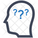 Question Thinking Mind Icon