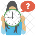 Question Time Icon