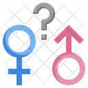 Questioning Pride Shapes And Symbols Icon