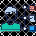 Checkmark Abilities Checklist Icon