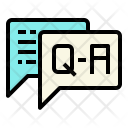 Question Answer Support Icon