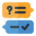 Questions And Answer Icon