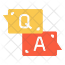 Answers Chat Bubble Icon