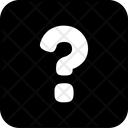 Quetion Question Faq Icon