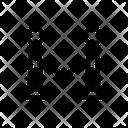 Queue Fences Guardrail Icon