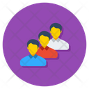 Queue Group People Icon