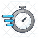 Quick Chronometer Timekeeper Icon
