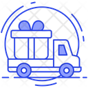 Logistic Delivery Parcel Delivery Cargo Icon