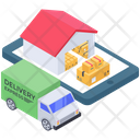 Quick Delivery Services Icon