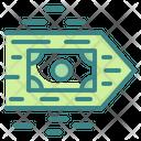Quick Money Transfer Money Transfer Fast Icon