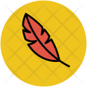 Quill Feather Pen Icon
