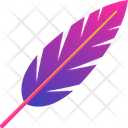 Wing Feather Quill Icon