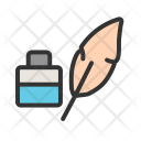 Quill Feather Icon