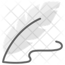 Quill Pen Feather Feather Pen Icon