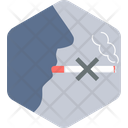 Quit Smoking No Smoking No Cigarette Icon