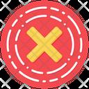 Quit Symbol Icon