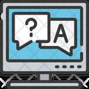 Quiz Game Smart Icon