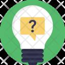 Quiz Intelligence Expertise Icon