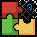 Quiz Solution Puzzle Icon