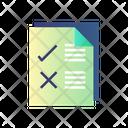 Quiz Test Quiz Test Icon