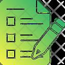 Quiz Test Icon