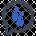 Comment Status Quotation Icon