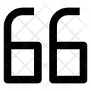 Quotes Virustotal Icon Format Icon