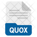 Quox File Icon