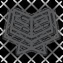 Open Book Koran Icon