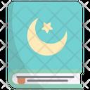 Quran Book Islamic Icon