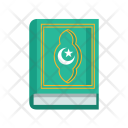 Book Holy Quran Icon