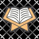 Quran Book Open Quran Open Icon