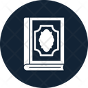 Quran Kareem Book Islam Icon
