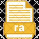 Ra File Formats Icon