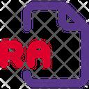 Ra Fille Icon