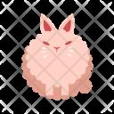 Rabbit Animal Icon