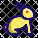 Rabbit Bunny Mammal Icon