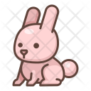 Rabbit Animal Wild Icon