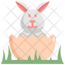 Easter Day Holiday Icon